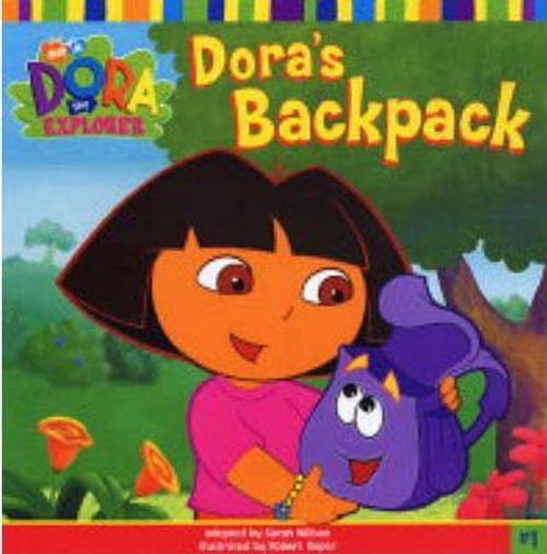 Dora the Explorer: Dora's Backpack (Children's Picture Book)