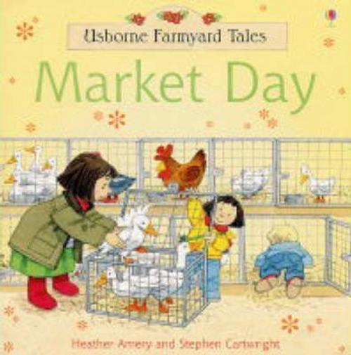 Amery, Heather / Market Day (Children's Picture Book)