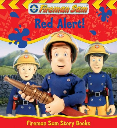 Fireman Sam: Red Alert! (Children's Picture Book)