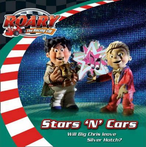Roary the Racing Car: Stars 'n' Cars (Children's Picture Book)