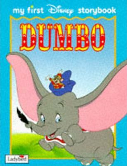 My First Disney Storybook: Dumbo (Children's Picture Book)