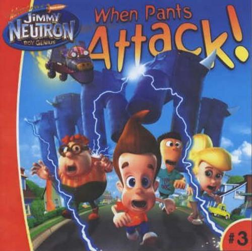 Banks, Steven / When Pants Attack! (Children's Picture Book)