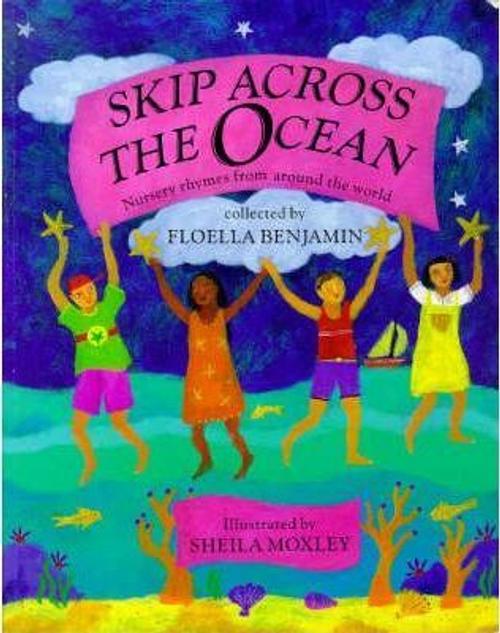Benjamin, Floella / Skip Across the Ocean (Children's Picture Book)