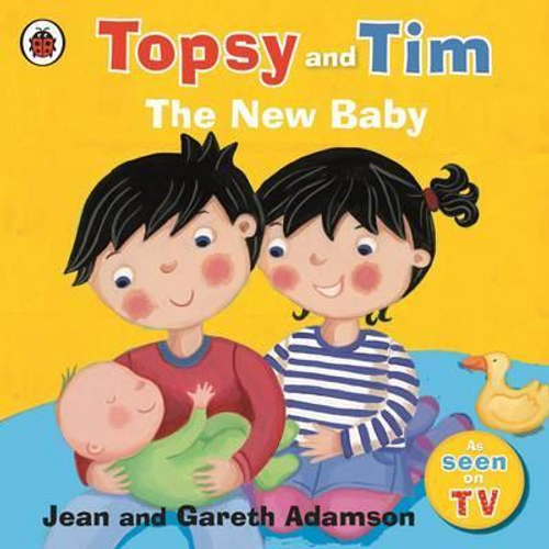 Adamson, Jean / Topsy and Tim: The New Baby (Children's Picture Book)