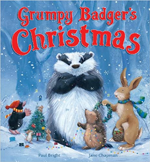 Bright, Paul / Grumpy Badger's Christmas (Children's Picture Book)