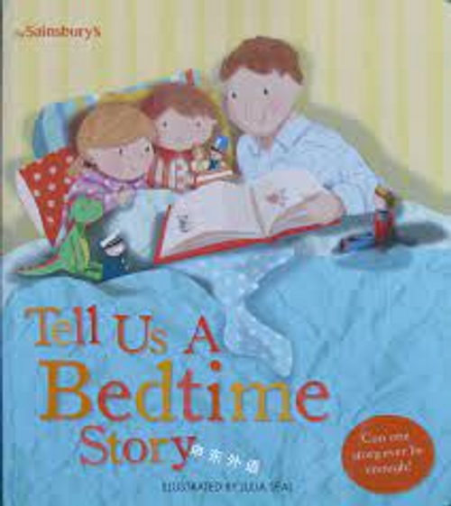 Seal, Julia / Tell us a bedtime story (Children's Picture Book)