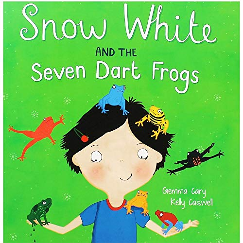 Cary, Gemma / Snow White and the Seven Dart Frogs (Children's Picture Book)