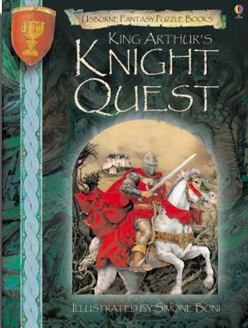 Dixon, Andrew / King Arthur's Knight Quest (Children's Picture Book)