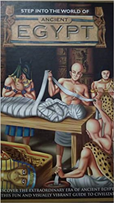 Frederick, Robert / Step Into the World of Ancient Egypt (Children's Picture Book)