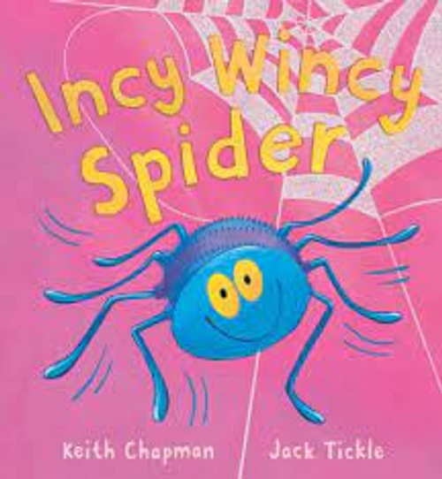 Tickle, Jack / Incy Wincy Spider (Children's Picture Book)