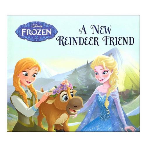 Disney Frozen: A New Reindeer Friend (Children's Picture Book)