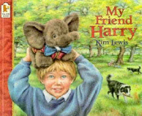 Lewis, Kim / My Friend Harry (Children's Picture Book)
