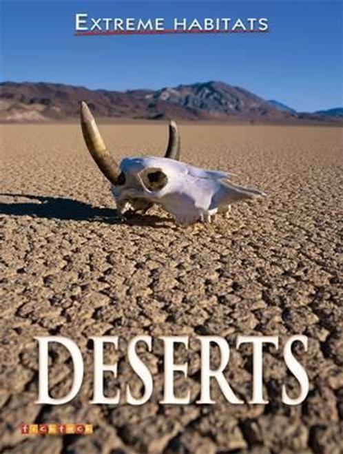Page, Jim / Extreme Habitats: Deserts (Children's Picture Book)