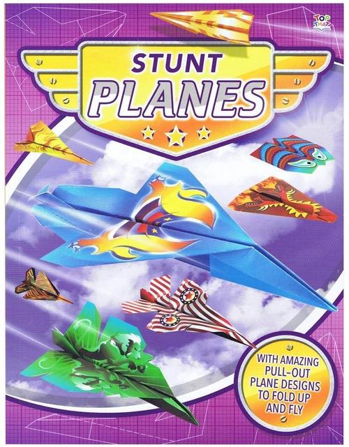 Top That: Stunt Planes (Children's Picture Book)