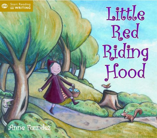 Faundez, Anne / Little Red Riding Hood (Children's Picture Book)
