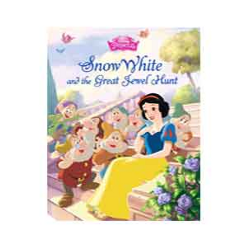 Disney Princess: Snow White and the Great Jewel Hunt (Children's Picture Book)