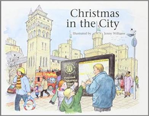 Williams, Jenny / Christmas in the City (Children's Picture Book)