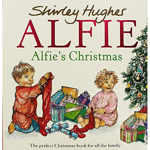 Hughes, Shirley / Alfie's Christmas (Children's Picture Book)