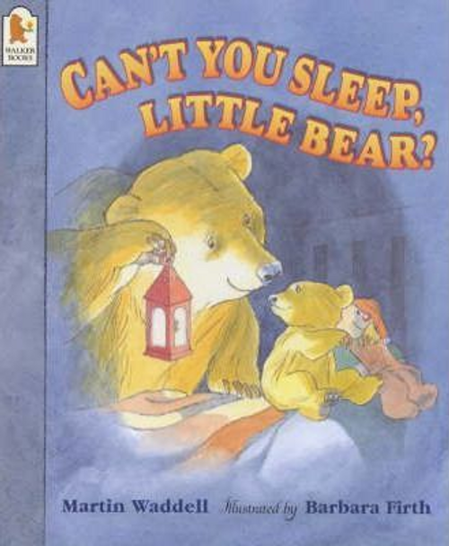 Waddell, Martin / Can't You Sleep Little Bear? (Children's Picture Book)