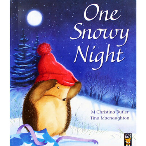 Butler, Christina / One Snowy Night (Children's Picture Book)
