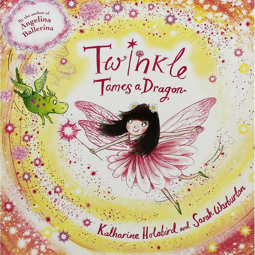 Holabird, Katharine / Twinkle Tames A Dragon (Children's Picture Book)