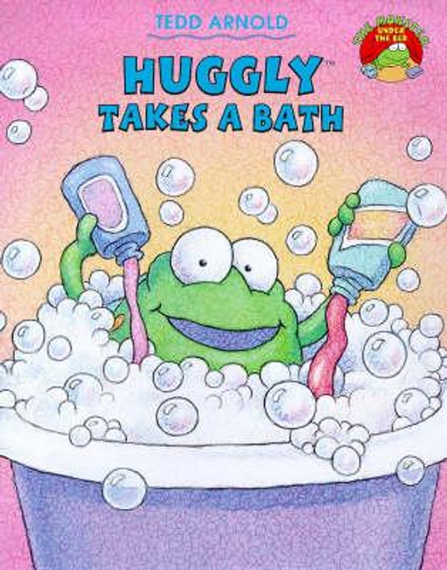 Arnold, Tedd / Huggly Takes A Bath (Children's Picture Book)