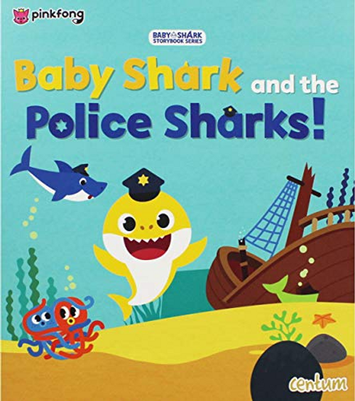 Baby Shark and the Police Sharks! (Children's Picture Book)