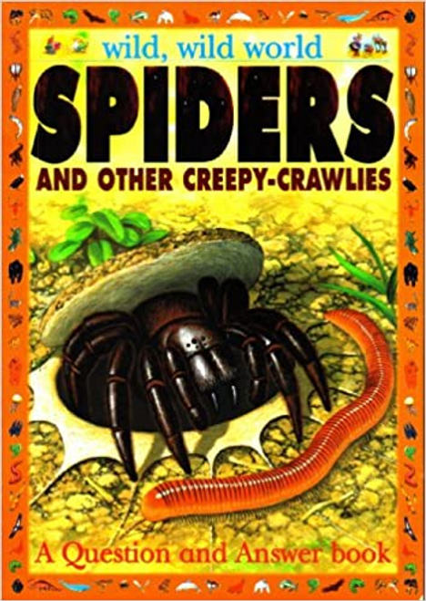 Spiders and Other Creepy-Crawlies (Children's Picture Book)