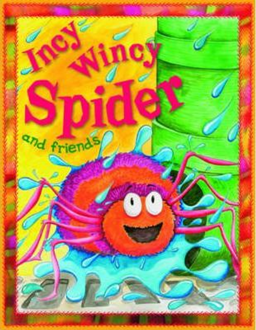 Gallagher, Belinda / Incy Wincy Spider (Children's Picture Book)
