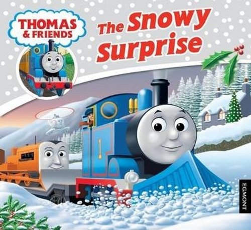 Thomas and Friends: The Snowy Surprise