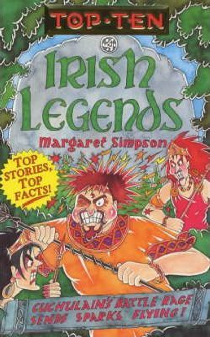 Simpson, Margaret / Top Ten: Irish Legends