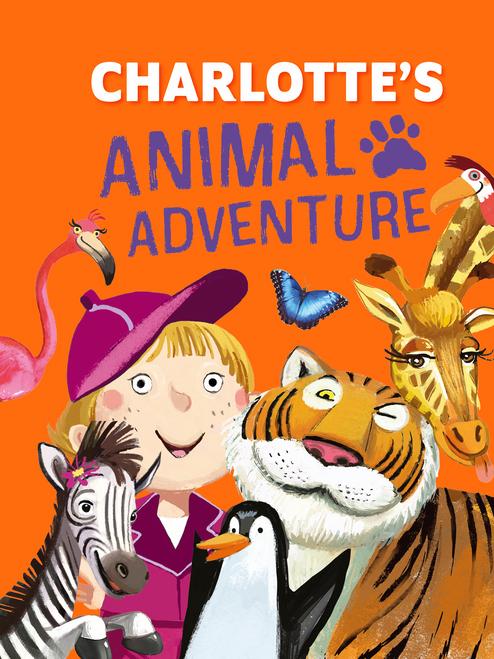 Barnes, Joe / Charlotte's Animal Adventure