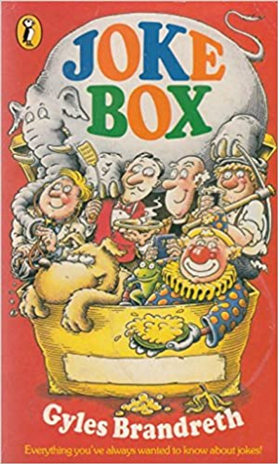Brandreth, Gyles / The Joke Box