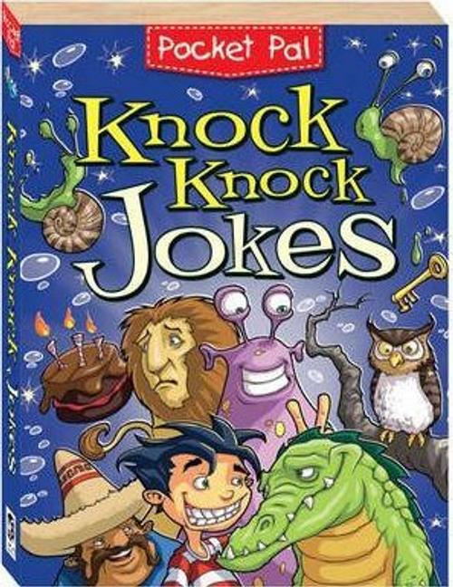 Pocket Pal: Knock Knock Jokes