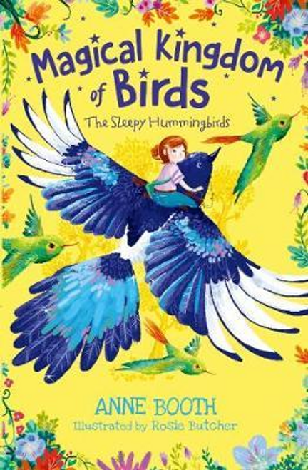 Booth, Anne / Magical Kingdom of Birds: The Sleepy Hummingbirds