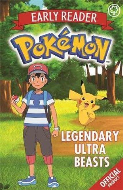 Pokemon: Legendary Ultra Beasts : Book 8