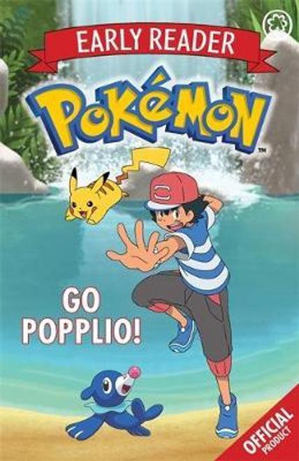 Pokemon: The Go Popplio! : Book 5