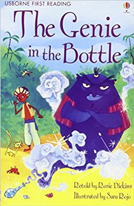 Dickins, Rosie / The Genie in the Bottle