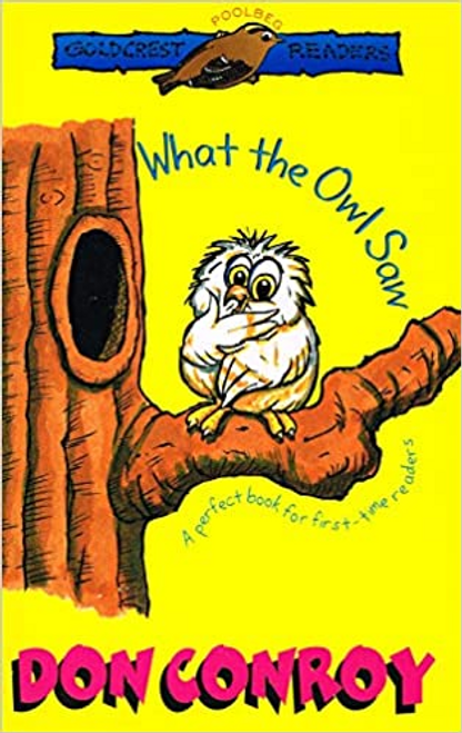 Conroy, Don / What the Owl Saw