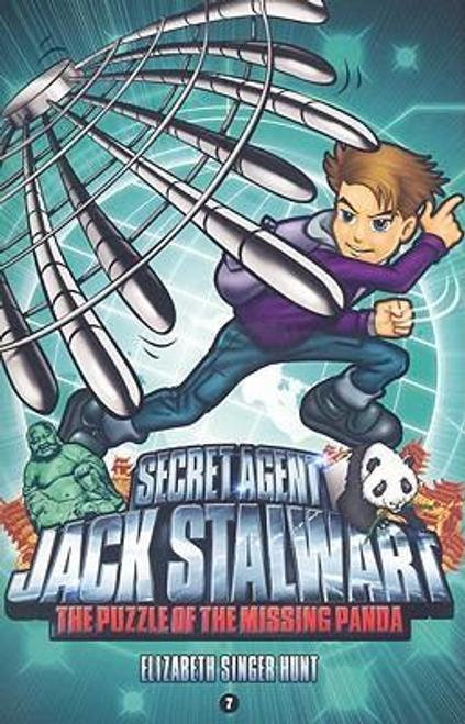 Hunt, Elizabeth Singer / Secret Agent Jack Stalwart : Book 7