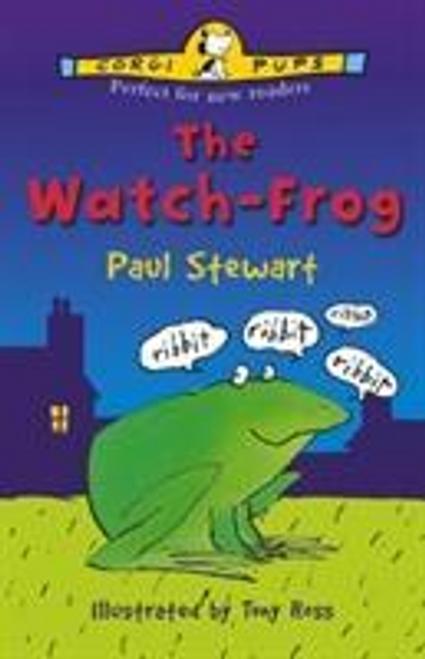 Stewart, Paul / The Watch-Frog