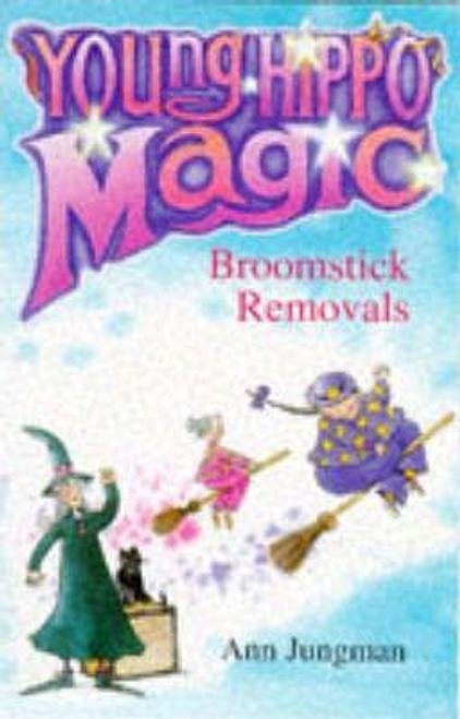 Jungman, Ann / Broomstick Removals