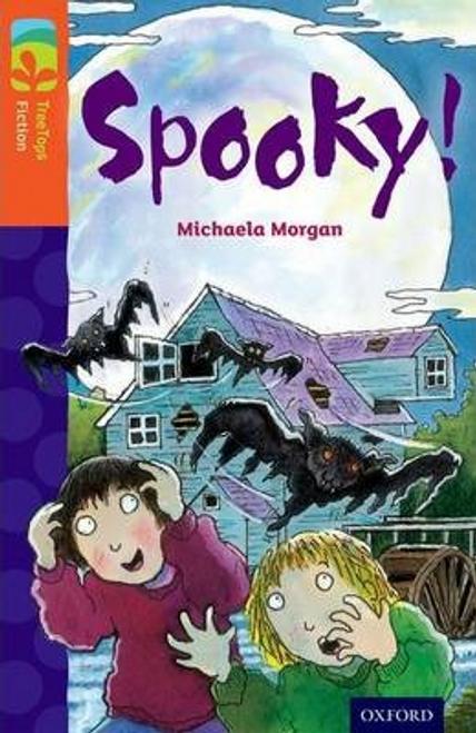 Morgan, Michaela / Spooky!