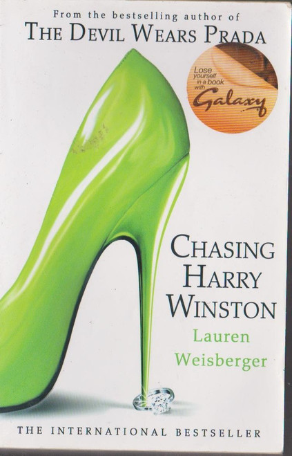 Weisberger, Lauren / Chasing Harry Winston