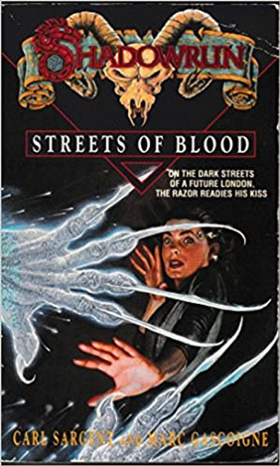 Sargent, Carl / Shadowrun 8 : Streets of Blood