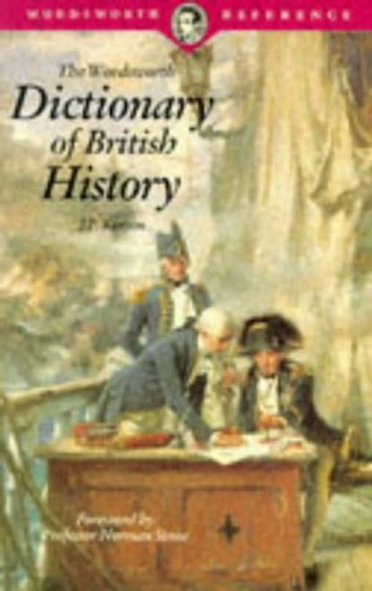 Kenyon, J. P. / The Wordsworth Dictionary of British History