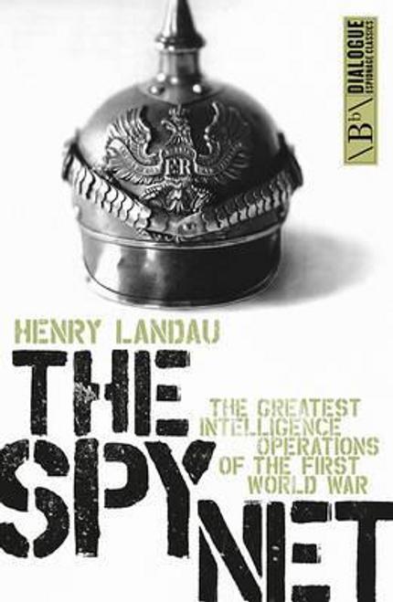 Landau, Henry / The Spy Net