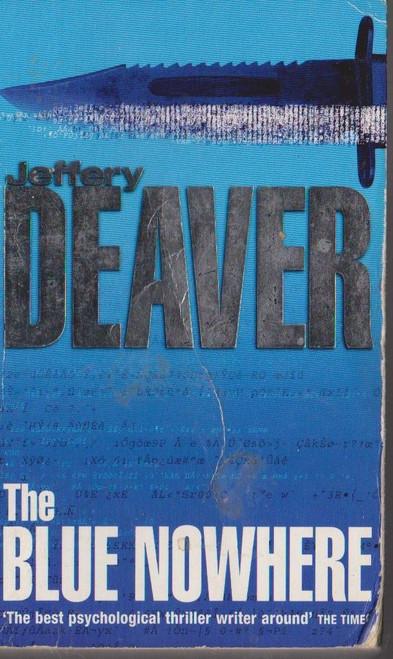 Deaver, Jeffery / The Blue Nowhere