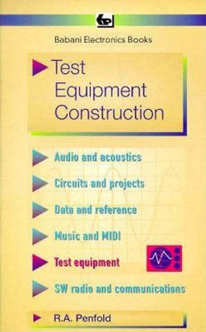 Penfold, R. A. / Test Equipment Construction
