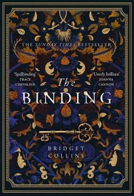 Collins, Bridget / The Binding